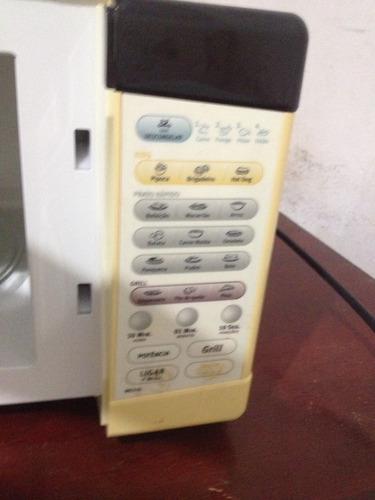 microondas electrolux me21g