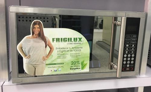 microondas frigilux modelo frmo-17l - tienda fisica