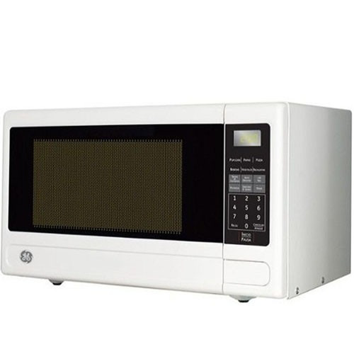 microondas general electric 0.7 pies blanco jes710wk