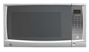microondas general electric 0,7 pies grafito jes70se