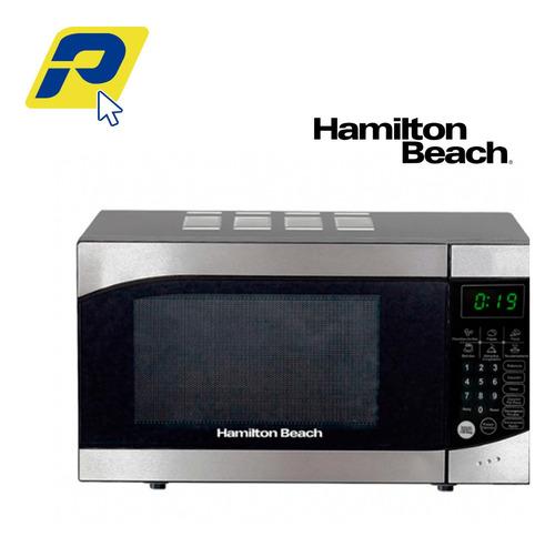 microondas hamilton beach  20 lts / 0.7 pies cúbicos