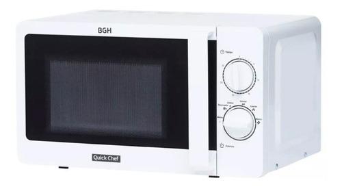 microondas horno bgh quick chef 20 litros b120m