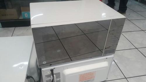 microondas lg mediano efecto espejo ofertas bolw*