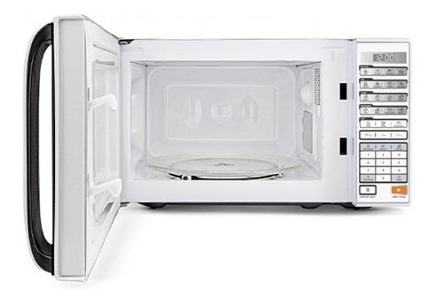 microondas midea liva solo 30l branco 110v - mtbs41