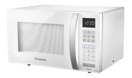microondas panasonic piccolo nn-st354  25l voltagem escolher