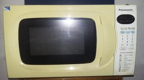 microondas panasonic ( plaqueta fallada ) sin plato