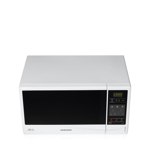 microondas samsung 20 lts 800w blanco mw732k/xzs