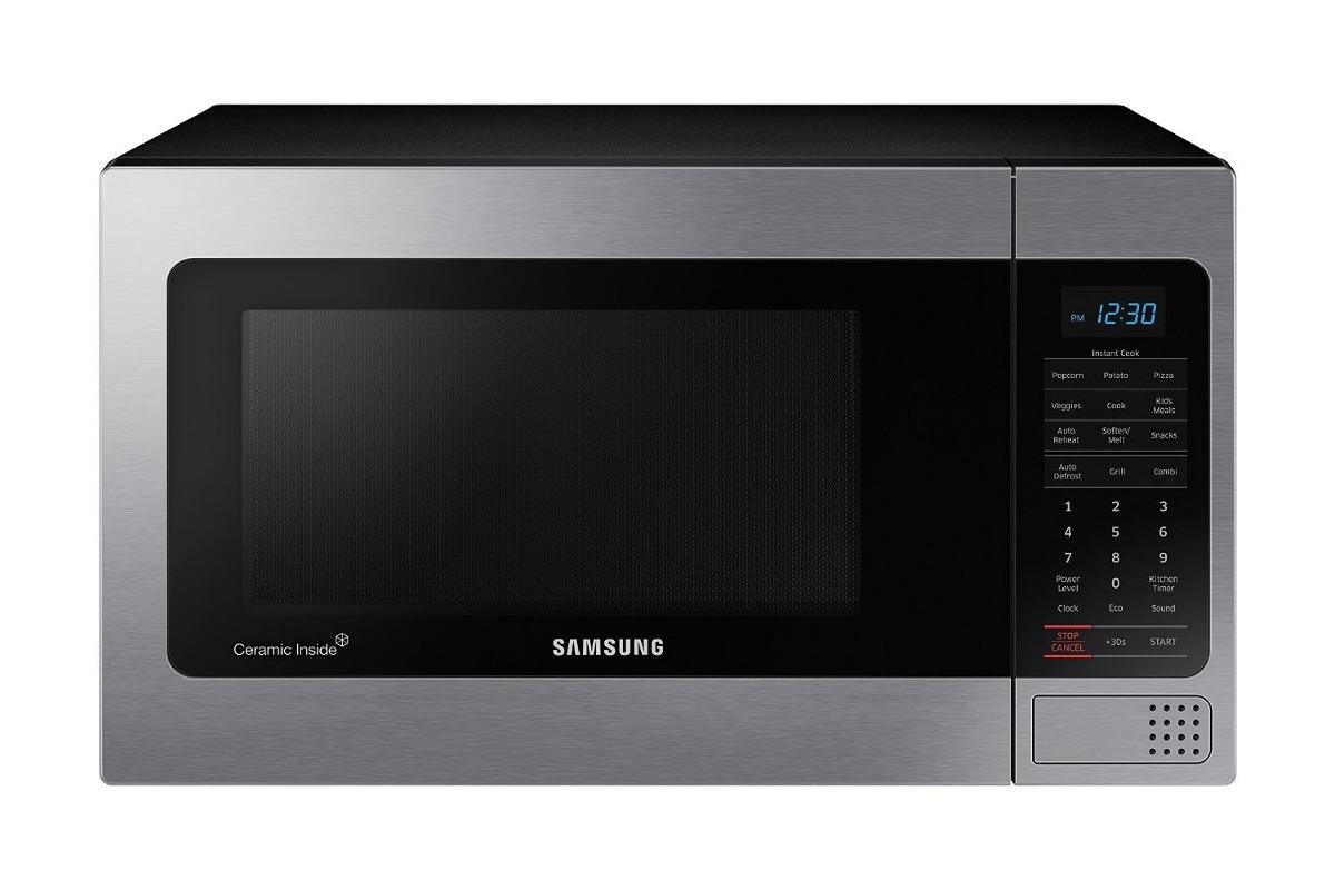 Microondas Samsung De Acero Inoxidable 1 1 Pies 5 595