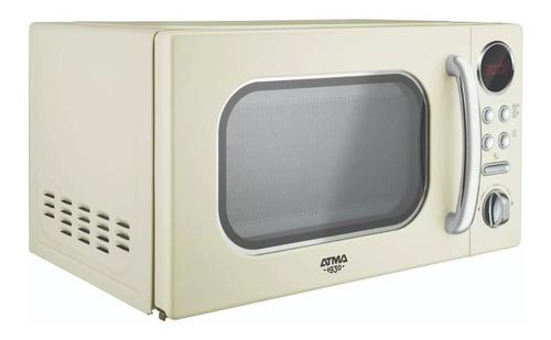 microondas vintage atma digital md1820vn 20 lts lh confort