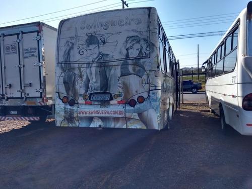 microonibus mercedes benz caio picollo  2001 executivo