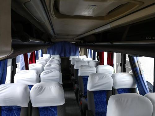 microonibus piá ano 2005 vw 9.150 25 lg executivo jm cod.904