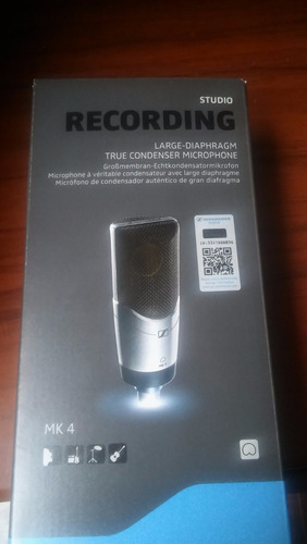 microphone sennheiser mk4