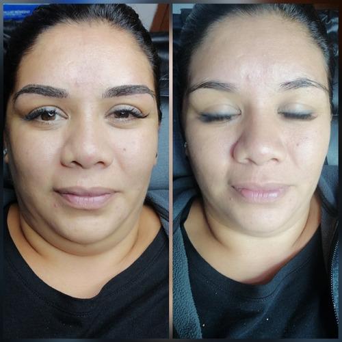 micropigmentación en labios , ojos y cejas