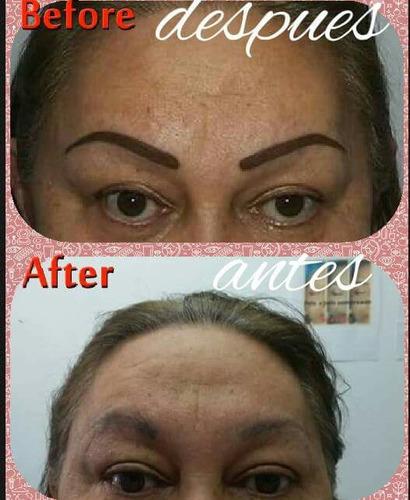 micropigmentacion facial claudia cardona