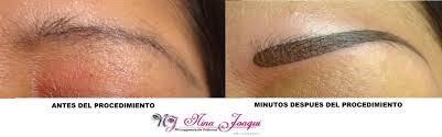 micropigmentacion sombreado de cejas maquillaje permanente