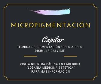 micropigmentación y dermopigmentación