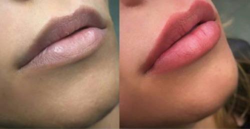 micropigmentação sobrancelhas  e boca  brinde cílios