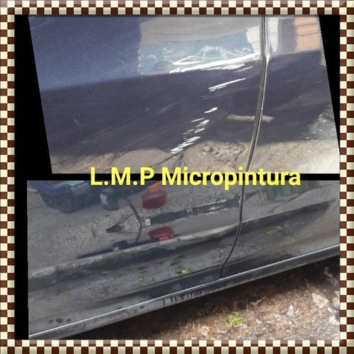 micropintura automotriz
