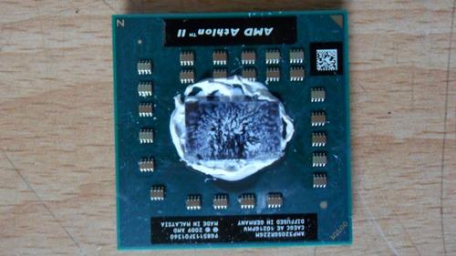 microprocesador amd athlon sony vaio pcg-61611u, vpcee23el