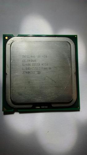 microprocesador intel celeron 430 lga 775 1.8 ghz