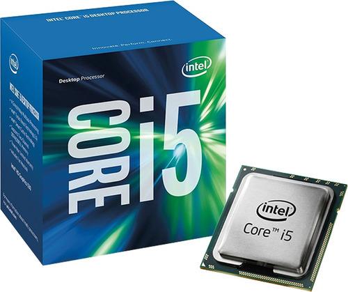 microprocesador intel core i5 7400 3.0ghz logg hardstore