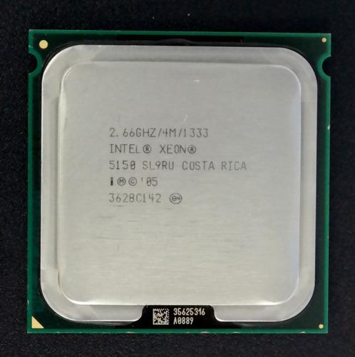 microprocesador intel xeon e5150 2,66ghz/4mb/1333fsb s771