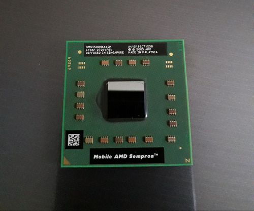 microprocesador para notebook amd mobile sempron 3500+ / 1.8