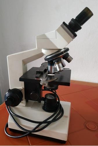 microsco-pio profesional binocular