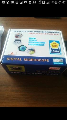microscopio 1000x 2 megapix