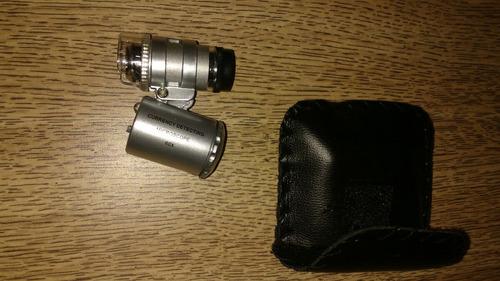 microscopio 60x com led  #growhugreen