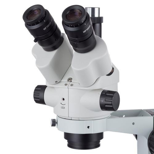 microscopio amscope 3.5-90x simul-focal streo envio inmediat