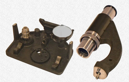 microscópio antigo (1935)