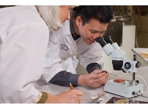 microscopio celestron stereo profesional entrega inmediata