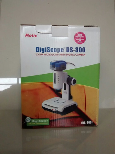 microscópio digiscope ds - 300