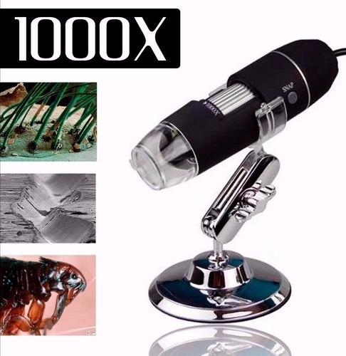 microscopio digital 1000x