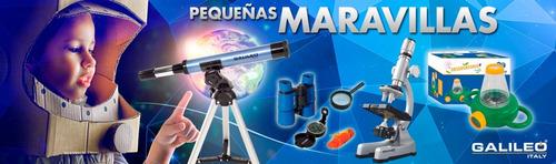microscopio digital 500x +8años conexion usb galileo m500usb