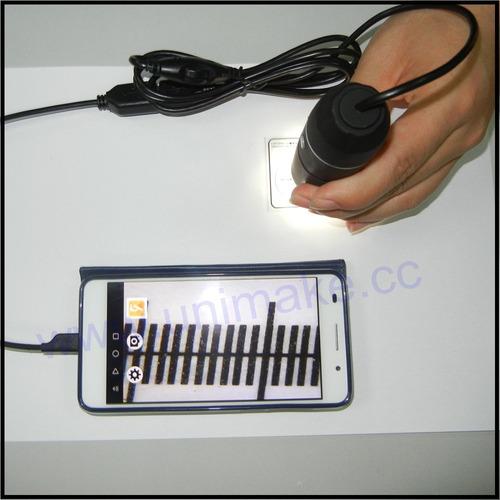 microscopio digital para celular android y computador 1600x