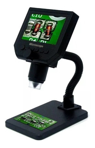 microscopio digital portatil pantalla celular joya - hosal