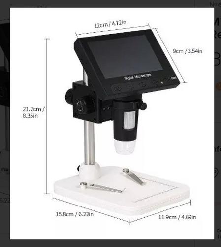 microscopio digital portátil reparaciòn de celulares 1000x