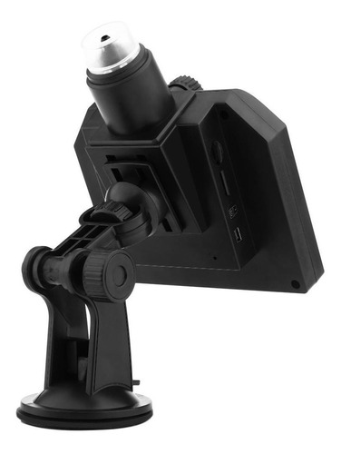 microscopio digital profesional 600x 3.6mp usb pantalla hd electronica