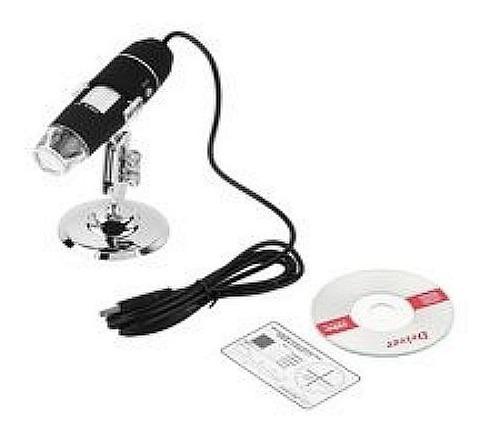 microscopio digital usb 1000x aumento lupa zoom camera hd mu