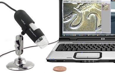 microscopio digital usb 1000x elefir led pc camara 4 mp 1080
