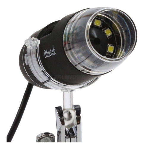 microscópio digital usb 1000x hd lupa eletronicos otimo