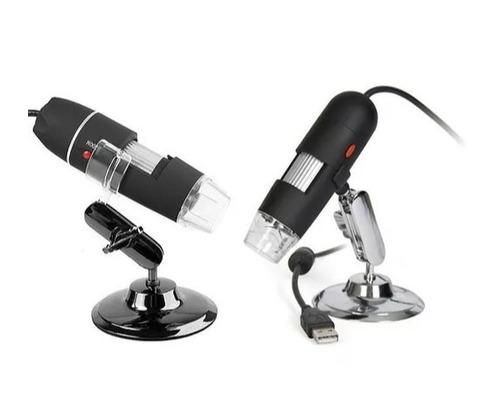 microscópio digital usb 50x - 500x cmos utilidade e precisão