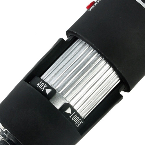 microscopio electronico usb 1000x capilografo, modelo 2018
