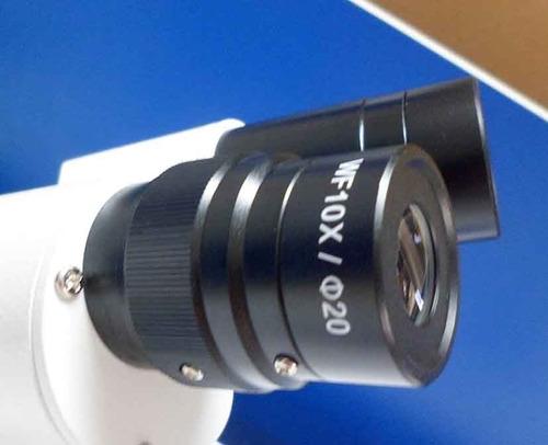 microscopio estereoscopico (escolar) ve-s1. 2x y 4x