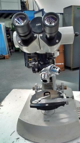 microscopio metalográfico