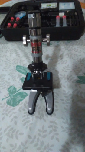 microscopio mi alegria 100x 1200x zoom  macro científico