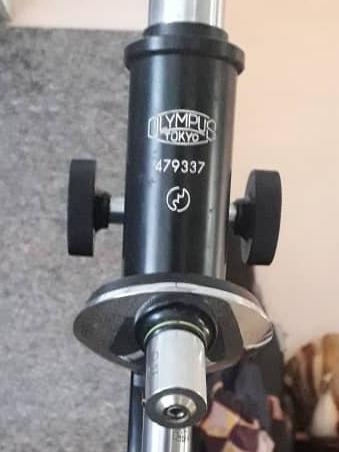 microscopio olympus tokio 479337 negociable
