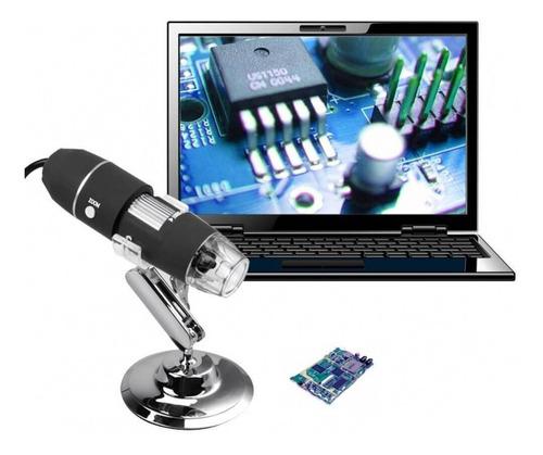 microscopio portatil digital x3 wifi hd android iphone usb